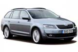 Skoda Octavia Estate 2013 Onwards