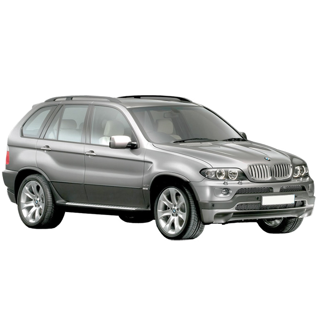 BMW X5 (E70) 2007-2013  (With Self-leveling suspension)