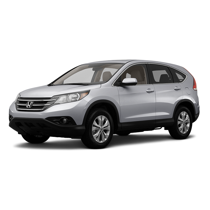 Honda CR-V 2012 Onwards