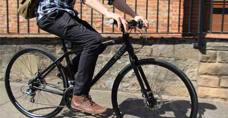 Hybrid & Commuting Bikes