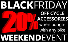 Home Small | Black Friday | 20 Bikes