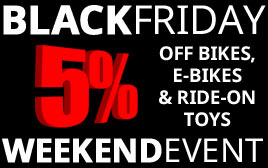 Home Small | Black Friday | 5 Bikes