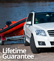 Towsure Towbars - Lifetime Guarantee