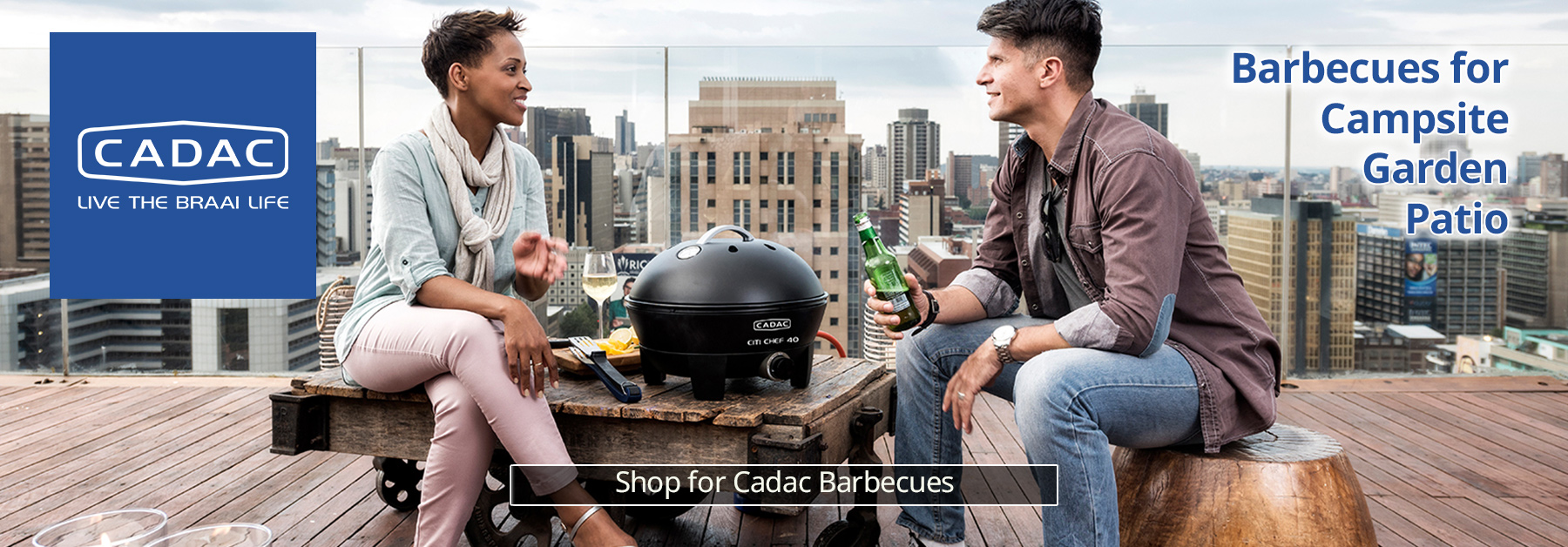 Cadac Barbecues for Garden, Patio and Campsite