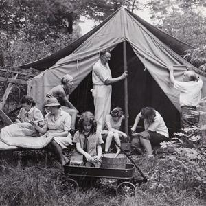 'How to Go Camping' Classes Offered as the Staycation Boom Continues