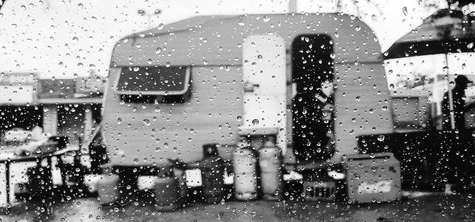 How To Spend Rainy Days On Your Caravan Holidays