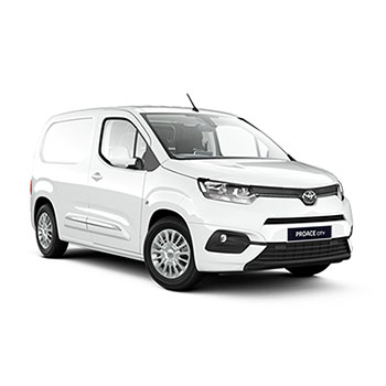 Swan Neck Tow bar for Toyota Proace I 2013 to 2016 Proace I Tow bar