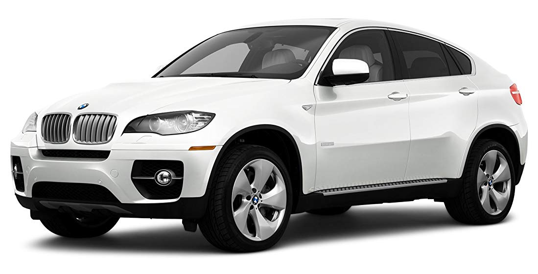 BMW X6 (E71) 2008- 2014 (With self-leveling suspension)