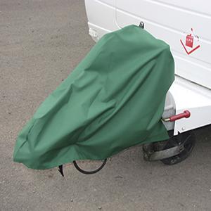 Caravan Hitch Covers
