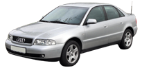 Audi A4 Saloon (B5) 1995 - Spring 2001