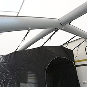 Air Frame Awning Tubes