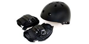 BMX / Skate Helmets & Pads