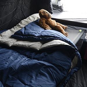 Camp Beds & Sleeping Bags