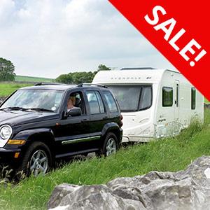 Caravan Accessory Sale