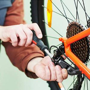 Bike Tools, Lubes & Maintenance