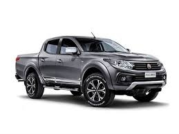Fiat Fullback Pickup 2016 Onwards