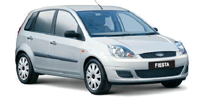 Ford Fiesta Hatch MkVI 2002-2008