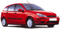 Ford Focus MkI Hatchback 1998-2005