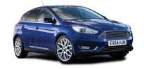 Ford Focus MK III Hatchback Without Trailer Prep) 2011-2018