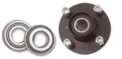 Trailer Hubs Bearings & Spares