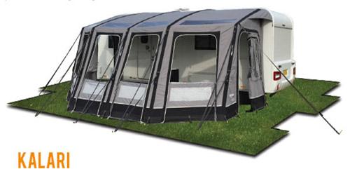 Vango Kalari Air Awning A Luxury Inflatable Caravan Awning On Sale