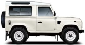 Land Rover Defender 90 (Not TD5 Models 99-) 1984-1998