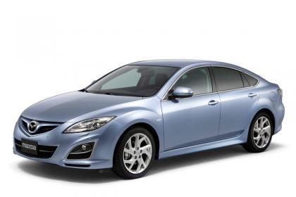 Mazda 6 Hatchback (GH) 2008-2012