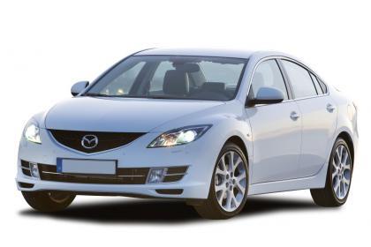 Mazda 6 Saloon (GH) 2008-2012
