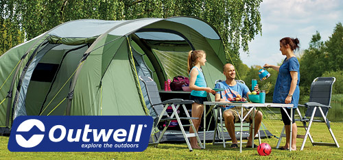 Outwell also offer more traditional steel poled family tents along with a huge range of matching furniture and cooking equipment. & 2017 Outwell Tents and Camping Equipment at Towsure