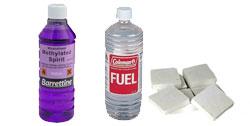 Stove Fuels