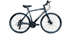 Tiger Bikes - Hybrid