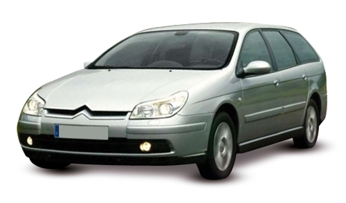Citroen C5 Estate Mk1 Facelift 2004-2008