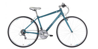Womens Hybrid & Commuting Bikes