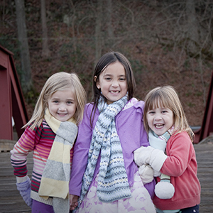 Childrens Scarves & Neckwarmers