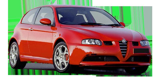 Alfa Romeo 147 Roof Bars