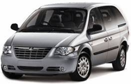 Chrysler Voyager Mk3 (Inc Grand & Stow'n'Go) 2005-2008