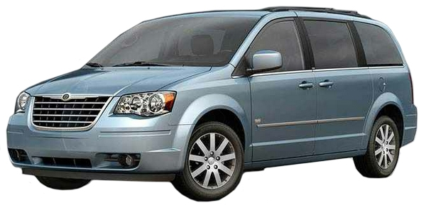 Chrysler Voyager Mk4 (Inc Grand) 2008 Onwards