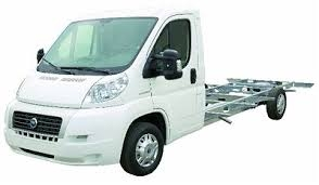 Fiat Ducato Chassis Cab (250) 2006 -2015