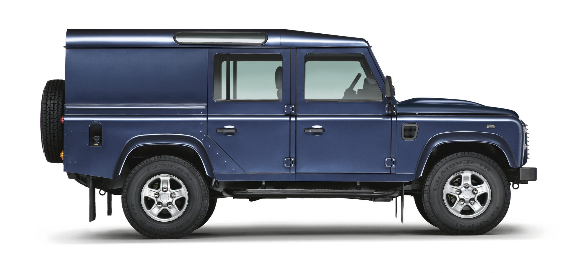 Land Rover Defender 110 County 1984-1998