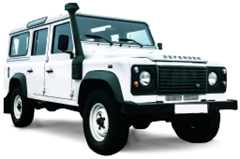 Land Rover Defender 110 (Not County) 1983-1998