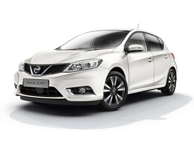 Nissan Pulsar 5dr Hatchback (C13) 2014 Onwards