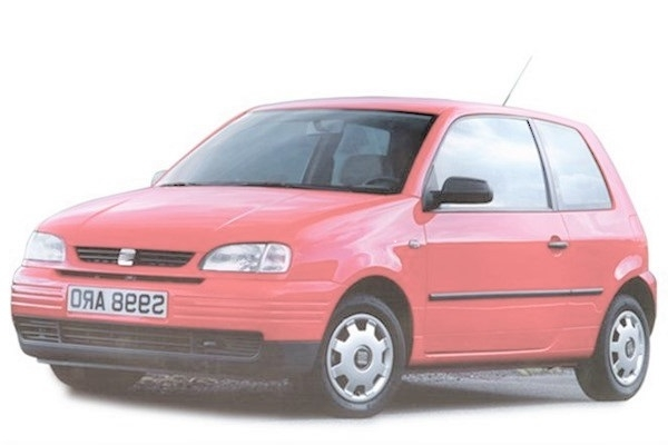 SEAT Arosa (Not Models with Central Exhaust) 1997-2006
