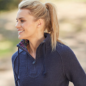 Womens Fleece & Midlayer