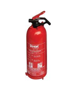 Dry Powder Fire Extinguisher - 1kg Type BC