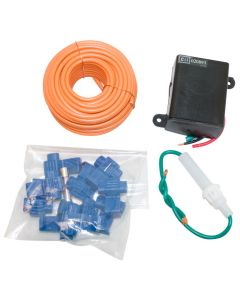Towbar Split Charge Relay Wiring Kit - Solid State