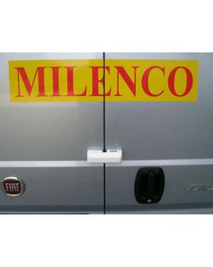Milenco Van Door Lock - Twin Pack