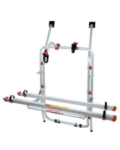 Fiamma Carry Bike Cycle Carrier - Volkswagen T4 (Red Trim)