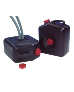 Caravan Waste Container - Black - 23 Litre