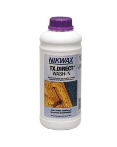 Nikwax Tx Direct Wash In Water Proofer - 1 Litre