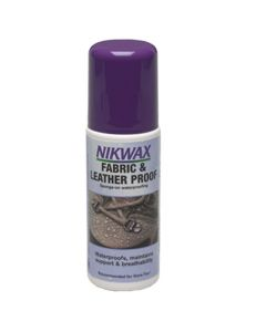 Nikwax Fabric And Leather Footwear Proof - 125ml